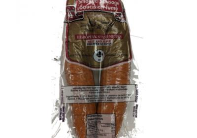 Smoked Rookworst (Pork/Beef Smoked Sausage) 400g